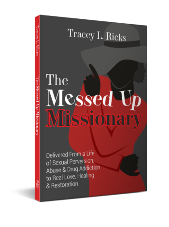 The Messed Up Missionary book cover 3D