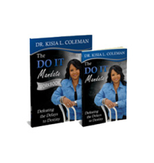 The DO IT Mandate Book and Workbook Combo Pack