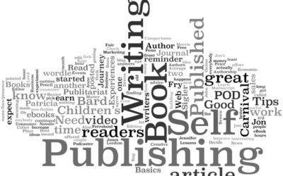 Publishing Tip of the Week